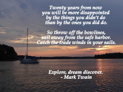 Explore. dream, discover