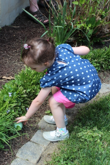 Lulu, age 3