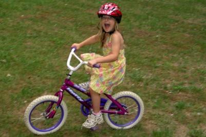 Morgan rides