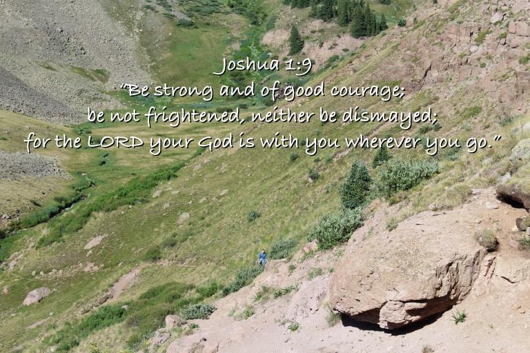 Joshua 1