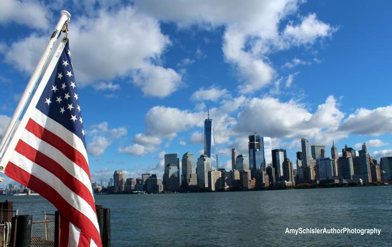 2020 Flag and NYC