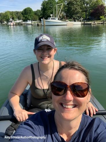 2020 kayaking