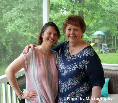 2020 Mom and me