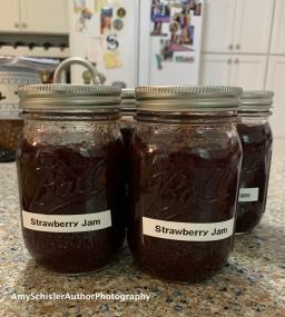2020 Strawberry jam